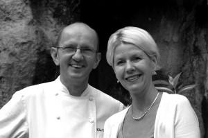 Chef Expert - Lucia & Felix Eppiser Gourmet Myanmar Cruise - BW copia